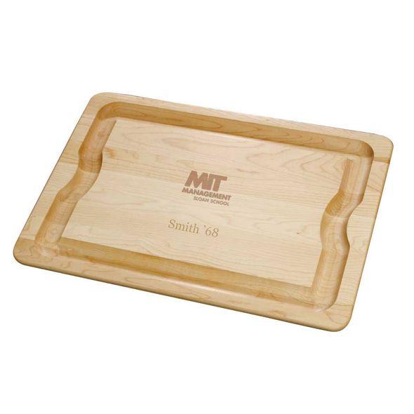 MIT Sloan Maple Cutting Board - Image 1