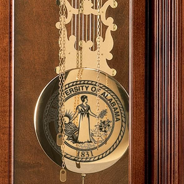 Alabama Howard Miller Grandfather Clock - Image 3
