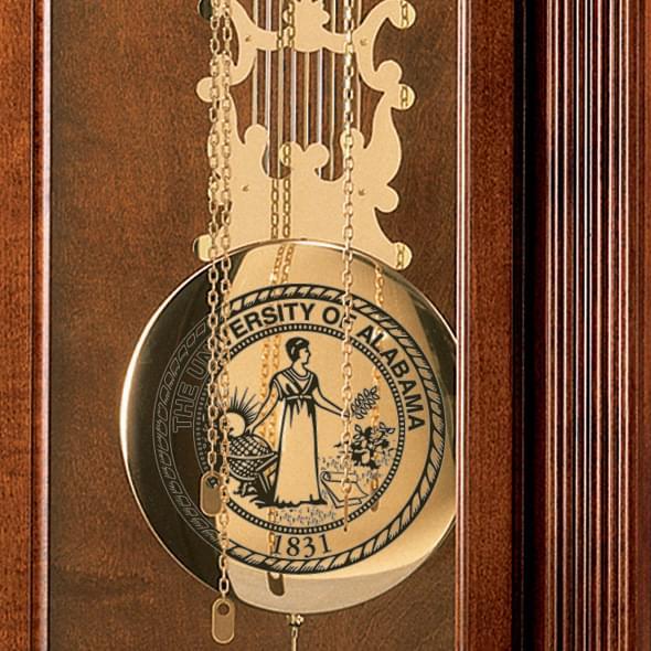 Alabama Howard Miller Grandfather Clock - Image 3