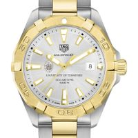 University of Tennessee Men's TAG Heuer Two-Tone Aquaracer