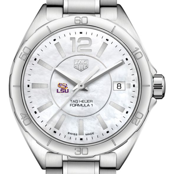 Louisiana State University Women's TAG Heuer Formula 1 with MOP Dial