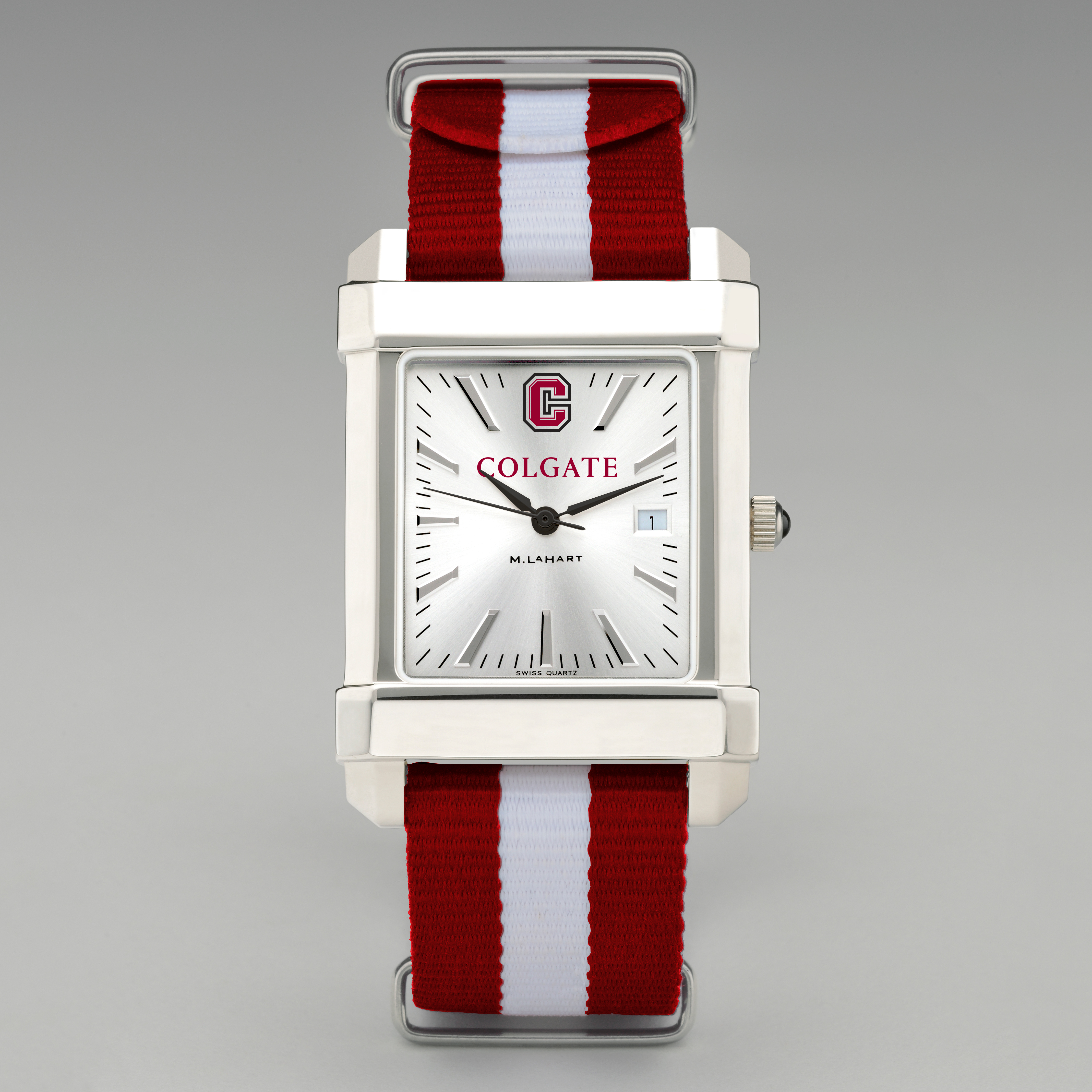 Colgate University Collegiate Watch with NATO Strap for Men - Image 2