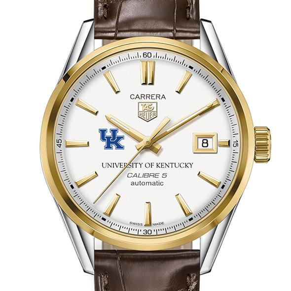 Kentucky Men's TAG Heuer Two-Tone Carrera with Strap