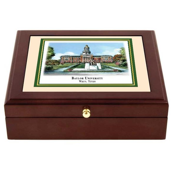 Baylor Eglomise Desk Box