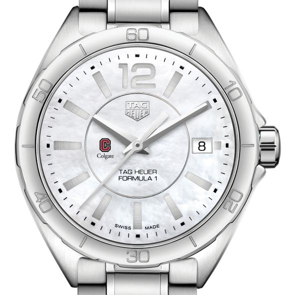 Colgate University Women's TAG Heuer Formula 1 with MOP Dial