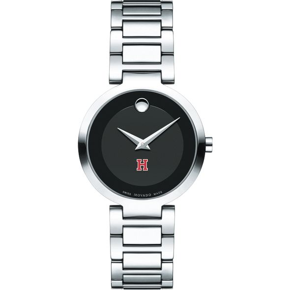 Harvard University Women's Movado Museum with Steel Bracelet - Image 2