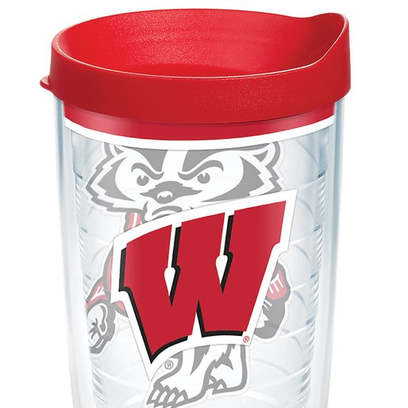 Wisconsin 16 oz. Tervis Tumblers - Set of 4 - Image 2