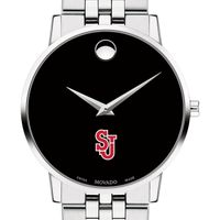 St. John's University Men's Movado Museum with Bracelet