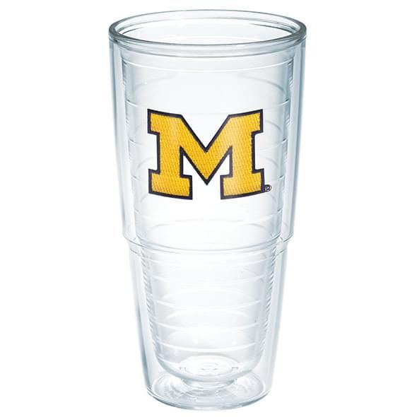 Michigan 24 oz Tervis Tumblers - Set of 4