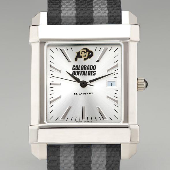 Colorado Collegiate Watch with NATO Strap for Men - Image 1