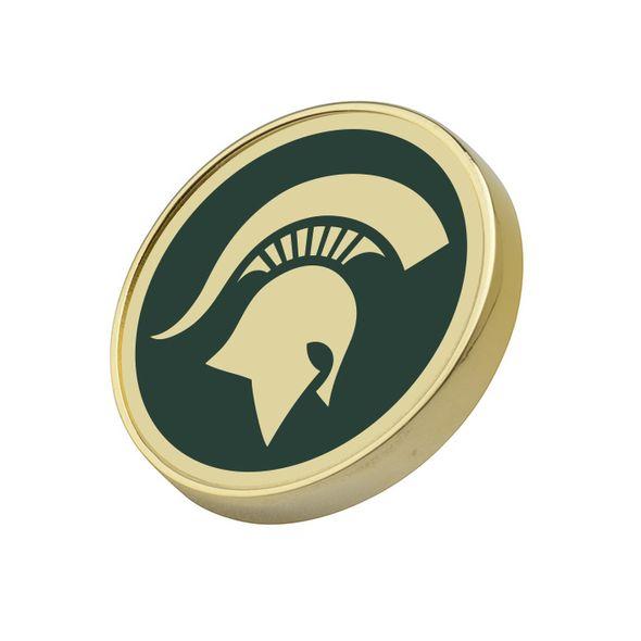 Michigan State University Enamel Lapel Pin