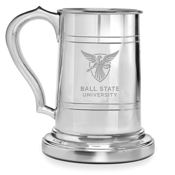 Ball State Pewter Stein - Image 1