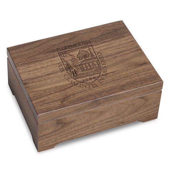 Dartmouth College Solid Walnut Desk Box