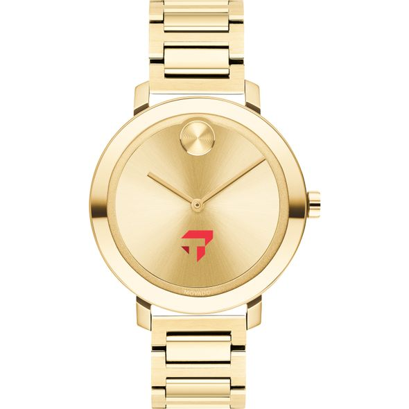 Tepper School of Business Women's Movado Gold Bold 34 - Image 2