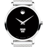 Chicago Booth Women's Movado Museum with Mesh Bracelet
