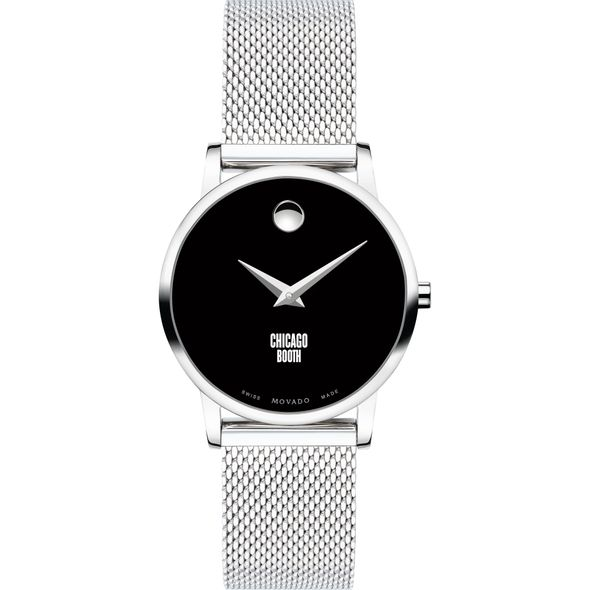 Chicago Booth Women's Movado Museum with Mesh Bracelet - Image 2