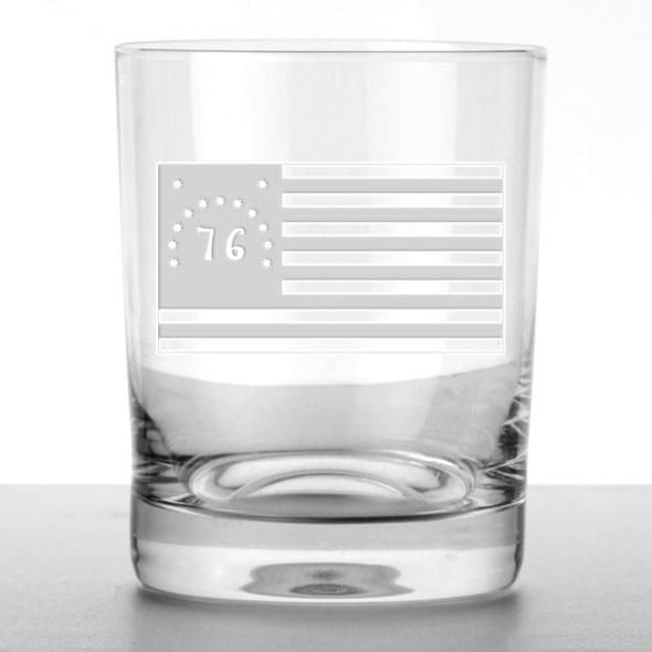 Battle of Bennington Tumblers - Set of 4 - Image 1
