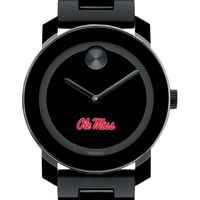 University of Mississippi Men's Movado BOLD with Bracelet