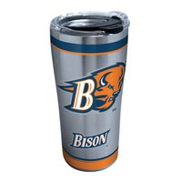Bucknell 20 oz. Stainless Steel Tervis Tumblers with Hammer Lids - Set of 2