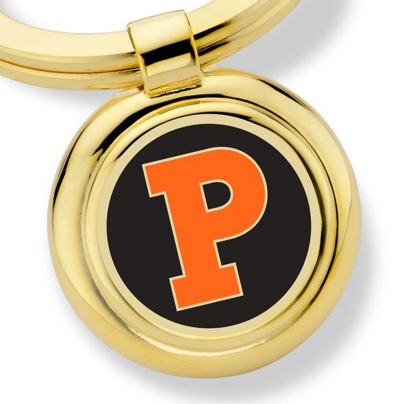 Princeton University Enamel Key Ring - Image 2