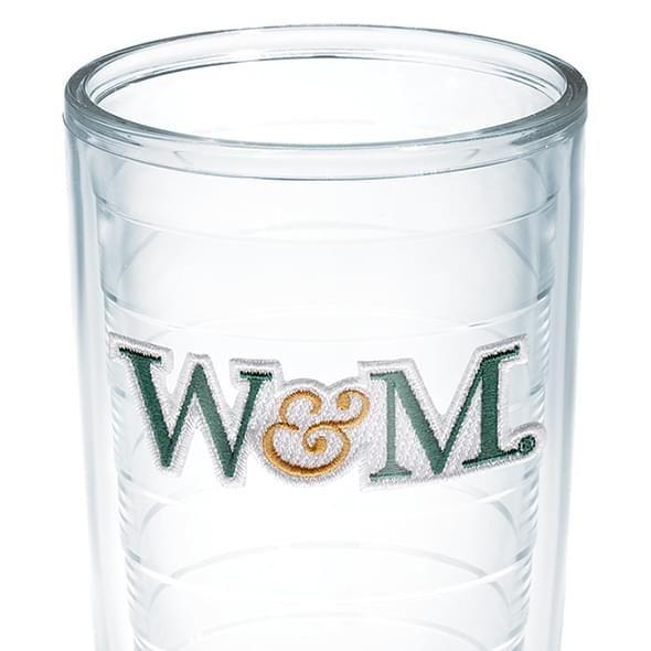 LA HART College of William /& Mary Tumbler Glasses M Set of 2