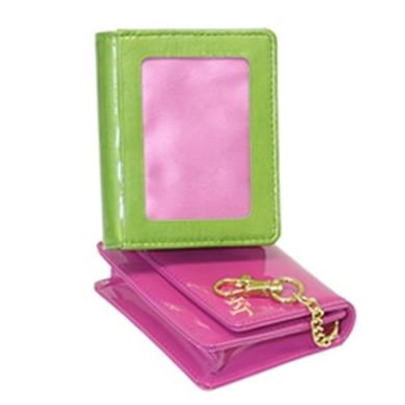 Kappa Kappa Gamma Card Case with Clip - Image 1