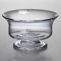 VCU Simon Pearce Glass Revere Bowl Med