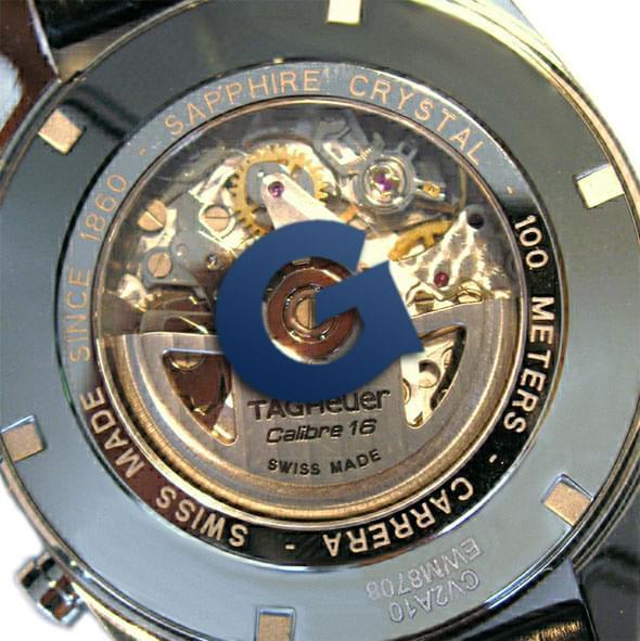 Georgetown Men's TAG Heuer Carrera Tachymeter - Image 2