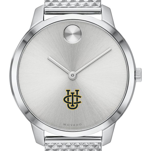University of California, Irvine Women's Movado Stainless Bold 35