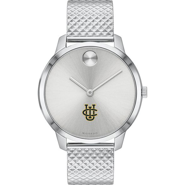 University of California, Irvine Women's Movado Stainless Bold 35 - Image 2