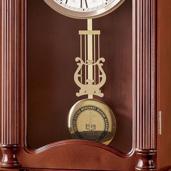 Merchant Marine Academy Howard Miller Wall Clock - Image 2
