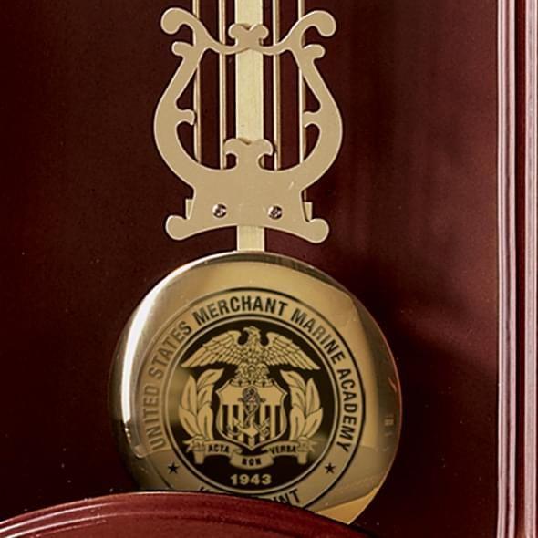 Merchant Marine Academy Howard Miller Wall Clock - Image 3