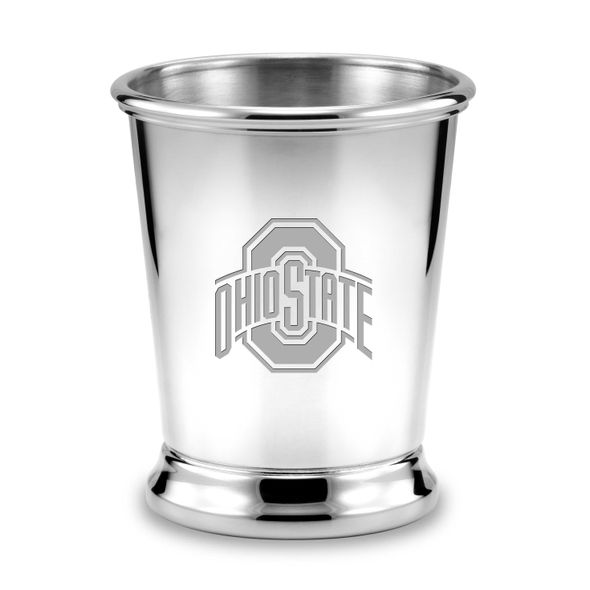 Ohio State Pewter Julep Cup - Image 1