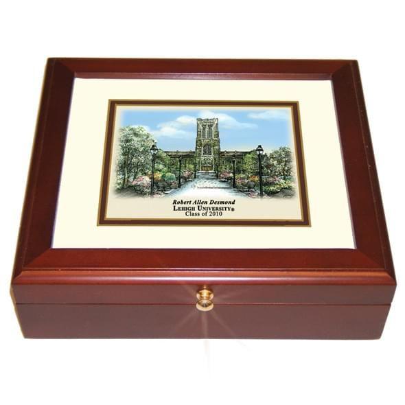 Lehigh Eglomise Desk Box - Image 2