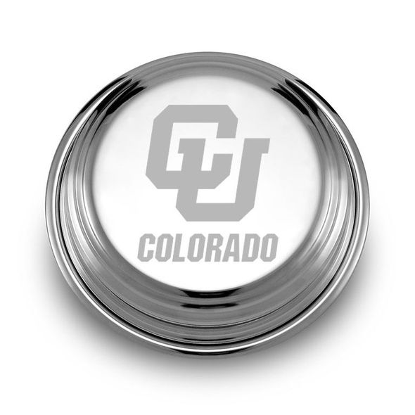 Colorado Pewter Paperweight - Image 1