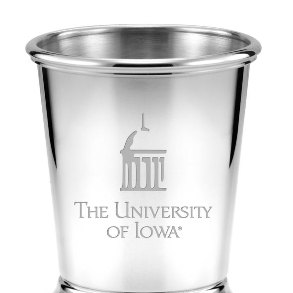 University of Iowa Pewter Julep Cup - Image 2