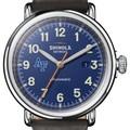 USAFA Shinola Watch, The Runwell Automatic 45mm Royal Blue Dial - Image 1