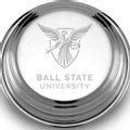 Ball State Pewter Paperweight - Image 2