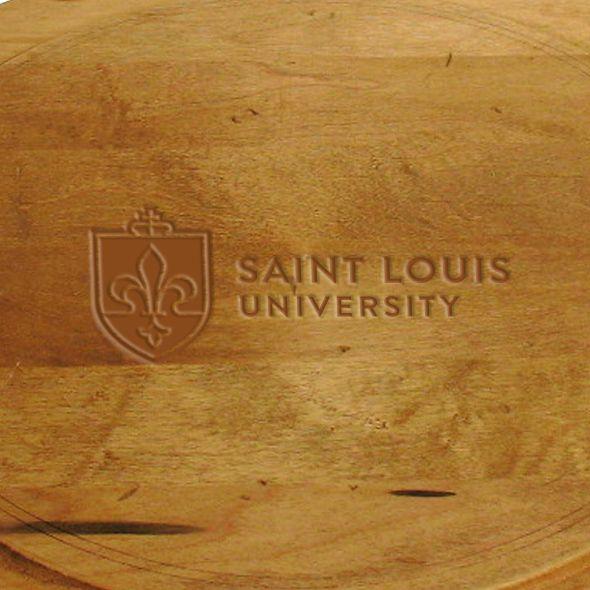 Saint Louis University Round Bread Server - Image 2