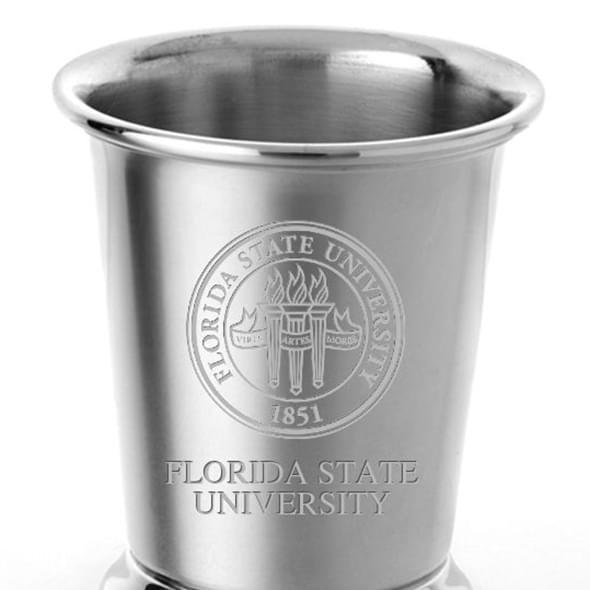 Florida State Pewter Julep Cup - Image 2