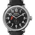 Florida Shinola Watch, The Runwell 47mm Black Dial - Image 1