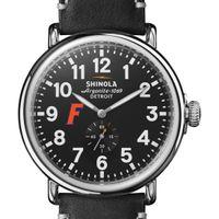 Florida Shinola Watch, The Runwell 47mm Black Dial
