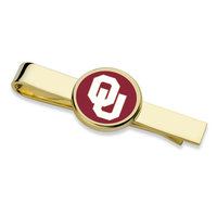 Oklahoma Tie Clip
