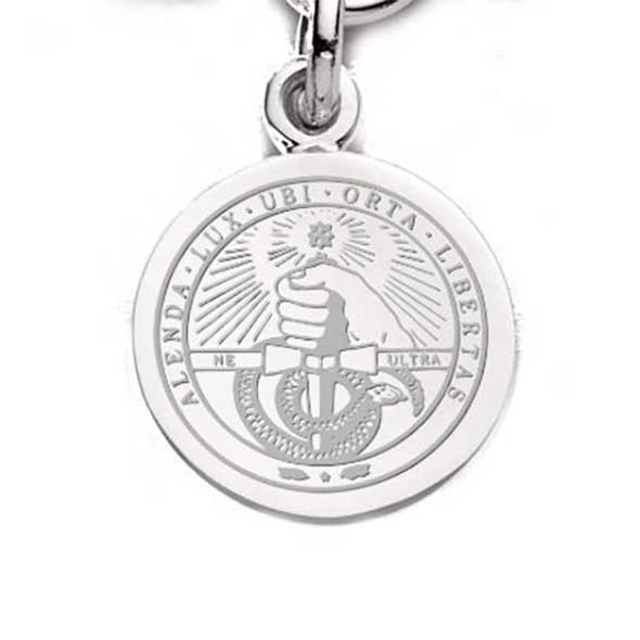 Davidson College Sterling Silver Charm