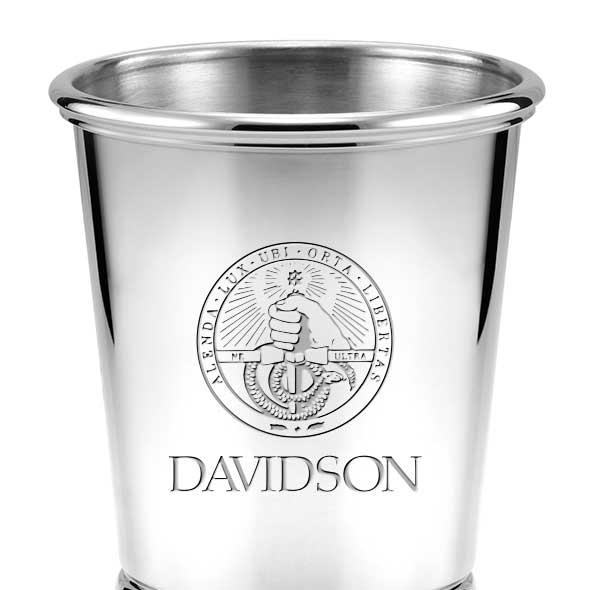 Davidson College Pewter Julep Cup - Image 2