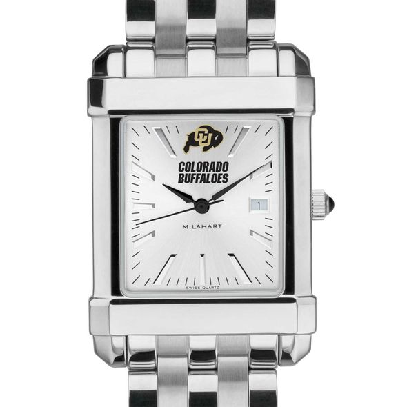 Colorado Men's Collegiate Watch w/ Bracelet - Image 1