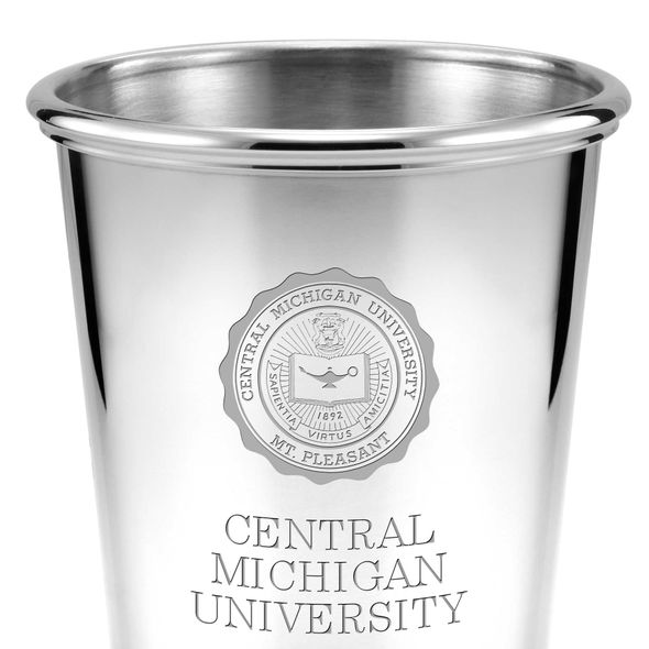 Central Michigan Pewter Julep Cup - Image 2