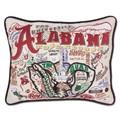 Alabama Embroidered Pillow - Image 1