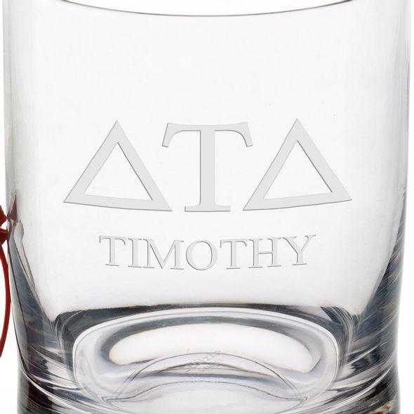 Delta Tau Delta Tumbler Glasses - Set of 2 - Image 3