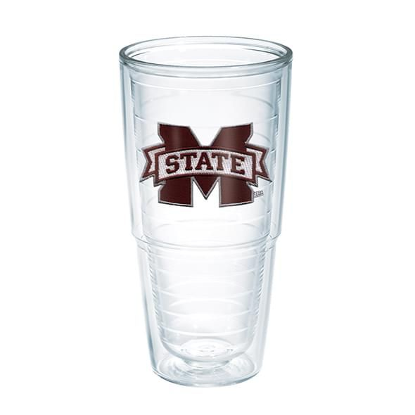 Mississippi State 24 oz. Tervis Tumblers - Set of 4